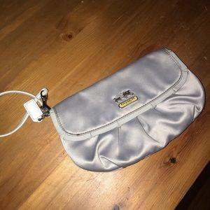 2 Vintage coach clutch bag